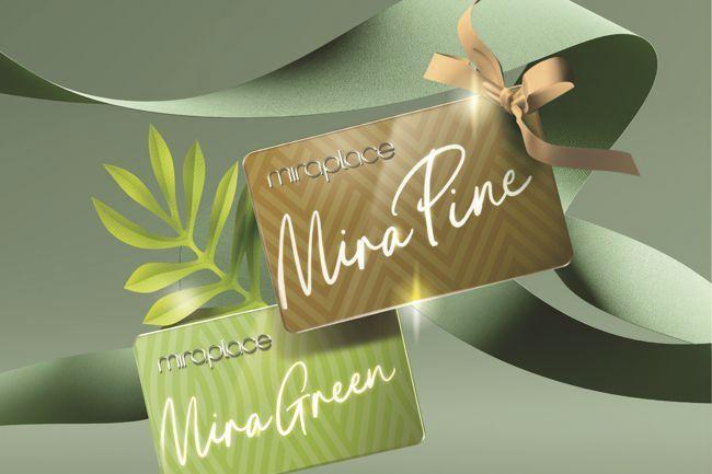 Mira Place全新會員計劃登場  Mira Pine及Mira Green會籍帶來多重獎賞驚喜