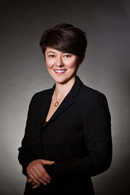 Ms. Zita Ong, CEO of Edipresse Media