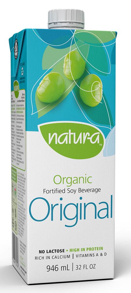Natur-a有機豆奶 (原味) 946ml