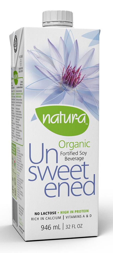 Natur-a有機豆奶 (無糖) 946ml