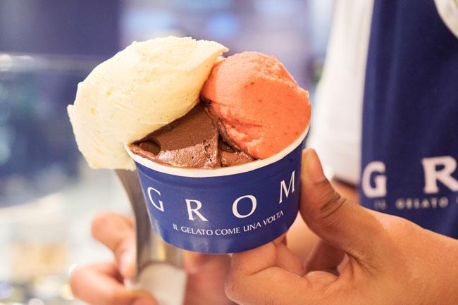 Neapolitan ice cream 2