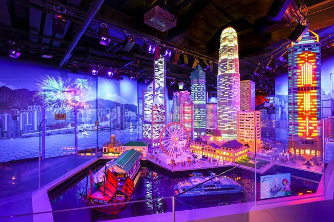 香港樂高探索中心舉辦香港首屆「拼砌小達人」大賽