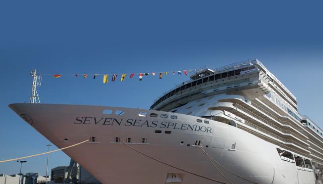 麗晶七海郵輪揭曉「七海輝煌號」更多套房細節