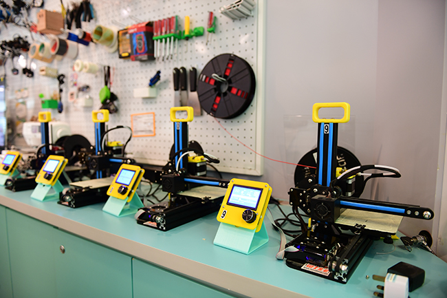 STEM Pilot團隊將運用OC STEM Lab先進設備協助參加者將作品製成實物原型