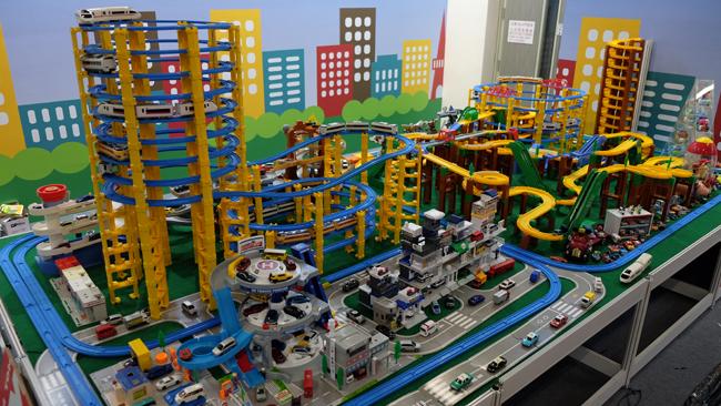 TOMICA巨型城市場景模型 (3)