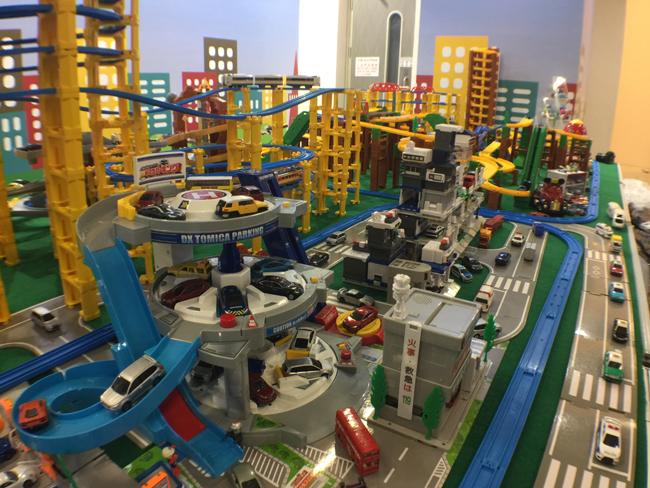 TOMICA巨型城市場景模型 (5)