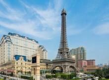 The Parisian Macao exterior 澳門巴黎人