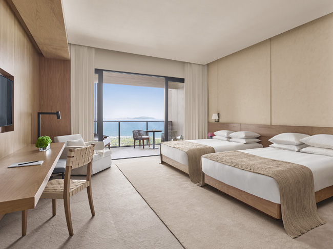 The Sanya EDITION - Ocean Front Double Room