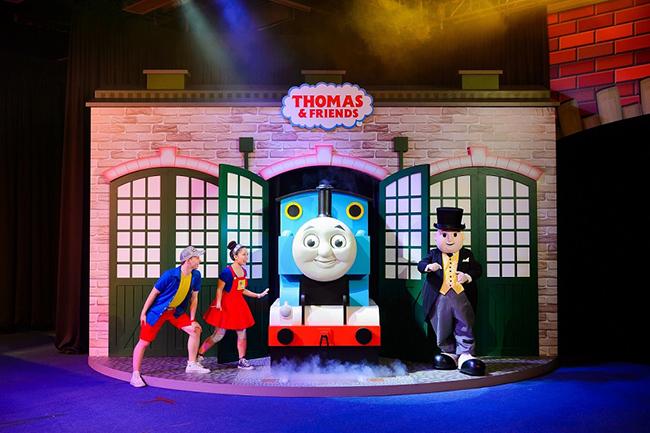 澳门金沙城中心诚邀您参加全新「Thomas & The Little Big Club群星派对」