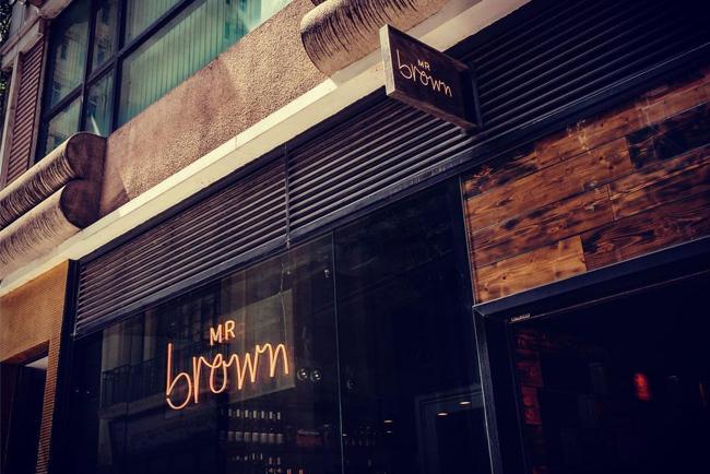 FRANCIS團隊在灣仔船街開設全新餐廳「Mr Brown」