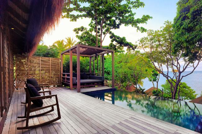 泰國濤島Haad Tien Beach Resort慶祝榮獲兩項國際大獎