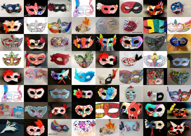 「向歧視說不!」面具設計比賽 現已接受投票